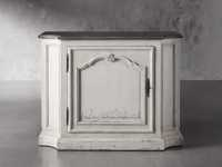 Luca Buffet in Rustic White