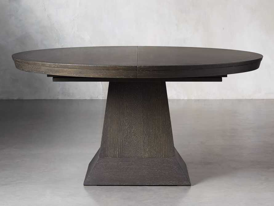 "Leighton 54"" Dining Table in Northman Cinder, slide 2 of 6"