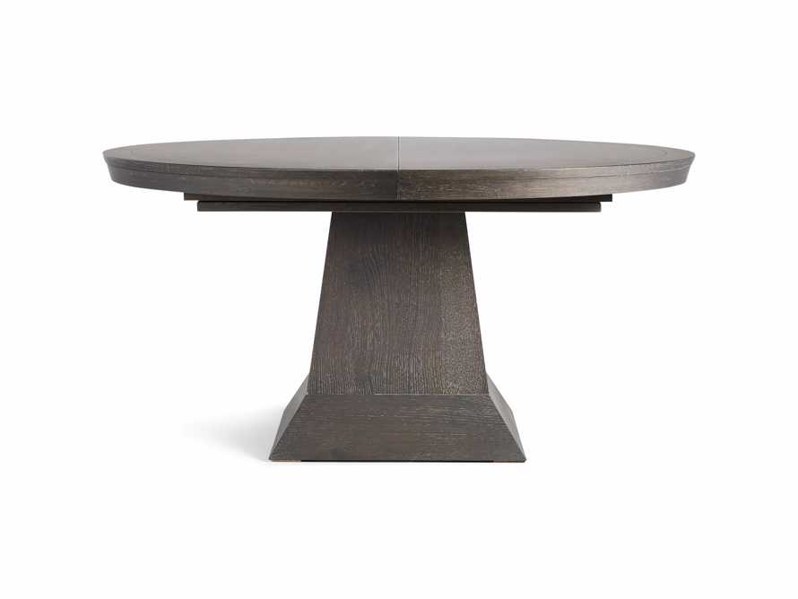 "Leighton 62"" Dining Table in Northman Cinder, slide 10 of 11"