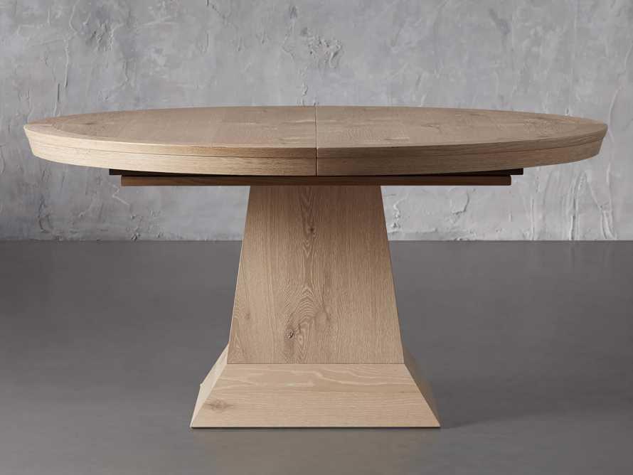 "LEIGHTON 54"" SABLE TABLE, slide 2 of 11"