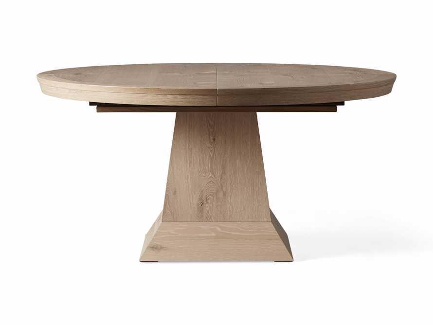 "LEIGHTON 54"" SABLE TABLE, slide 11 of 11"