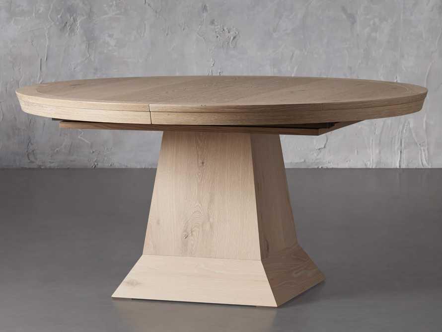 "LEIGHTON 54"" SABLE TABLE, slide 3 of 11"