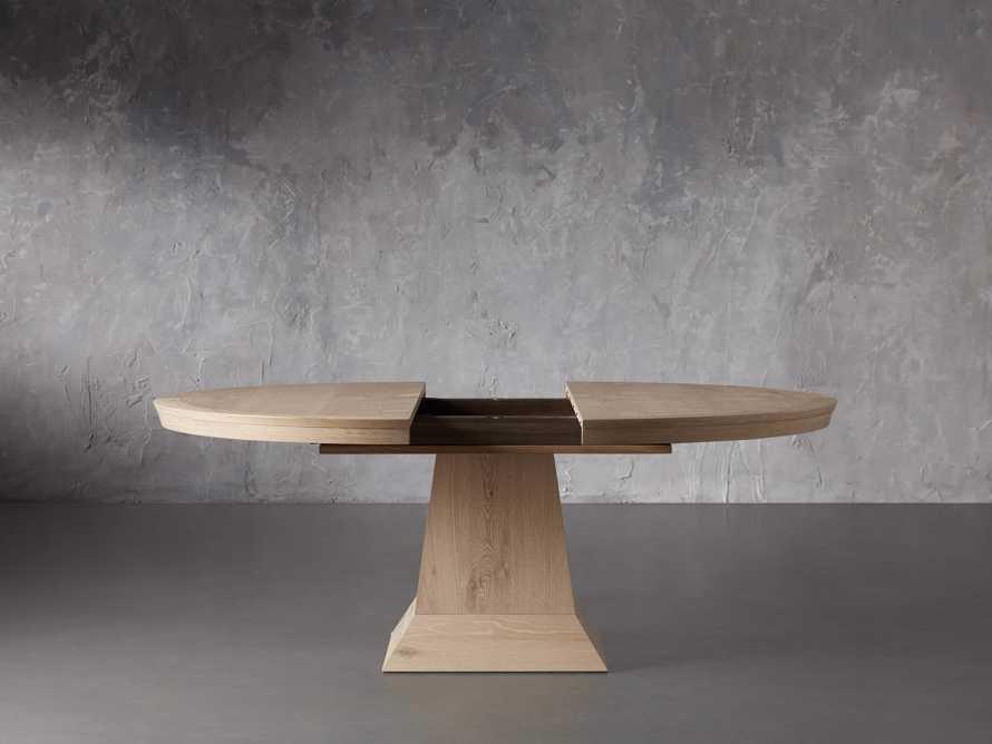"LEIGHTON 54"" SABLE TABLE, slide 5 of 11"