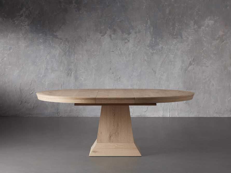 "LEIGHTON 54"" SABLE TABLE, slide 4 of 11"