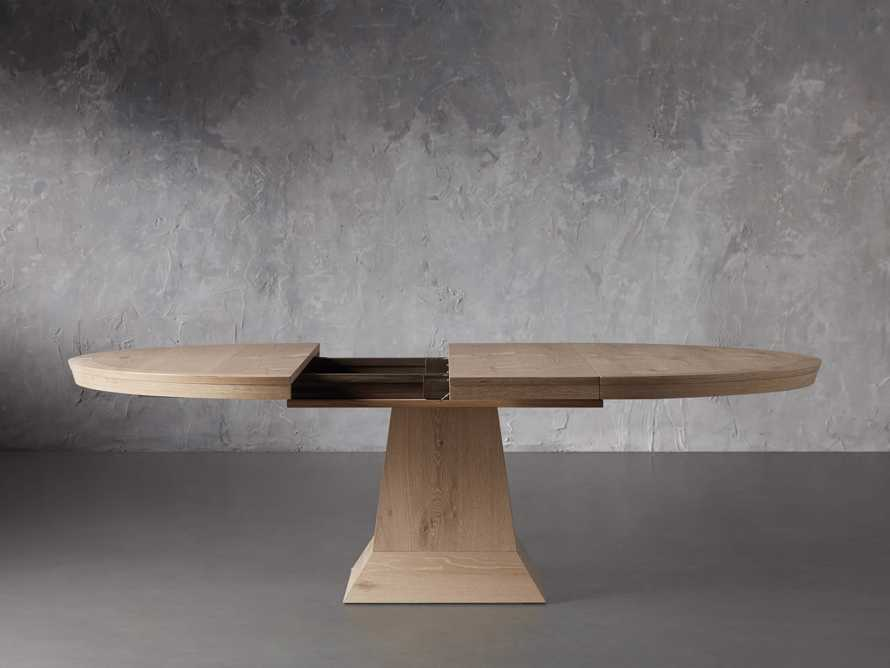"LEIGHTON 54"" SABLE TABLE, slide 7 of 11"