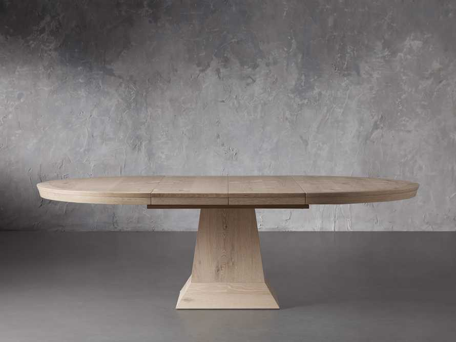 "LEIGHTON 54"" SABLE TABLE, slide 6 of 11"