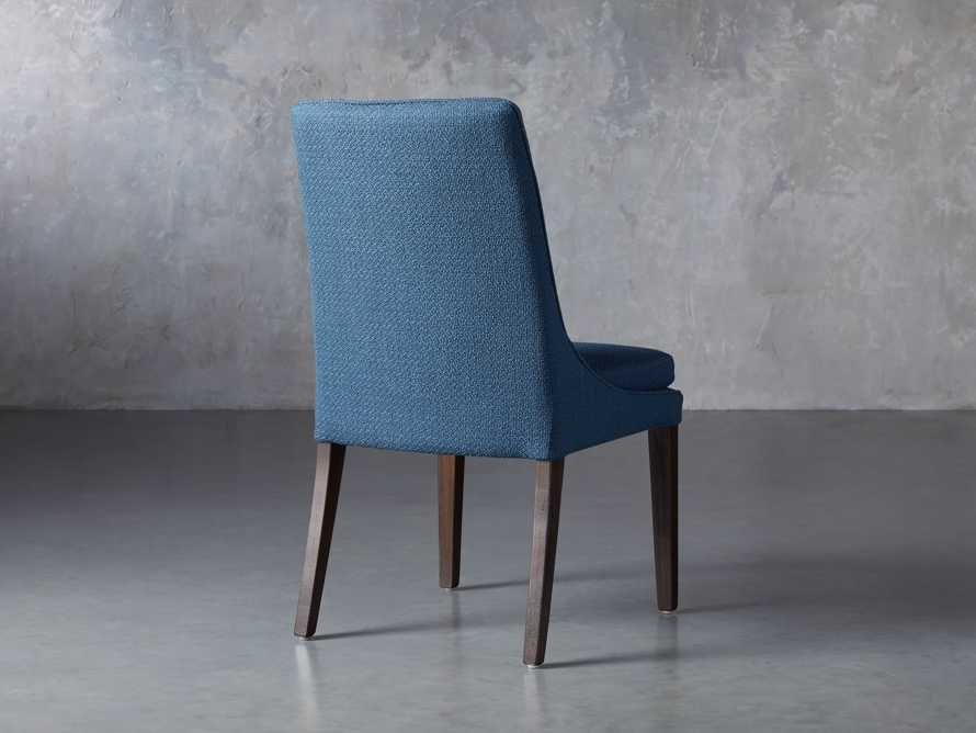 "Lunden Upholstered 20"" Dining Side Chair in Moto Cadet"