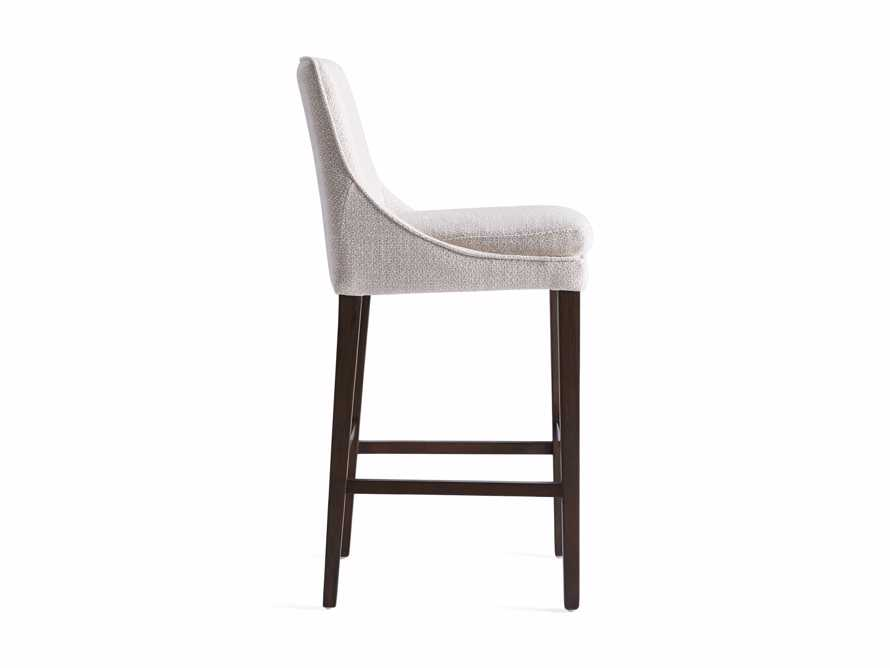 "Lunden Upholstered 19"" Barstool, slide 9 of 9"