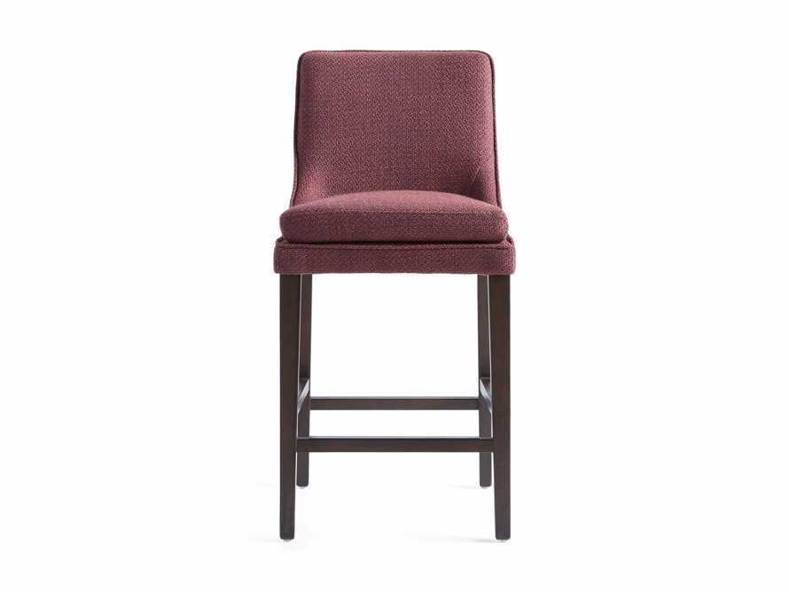 """Lunden Upholstered 19"""" Counter Stool in Moto Imperial, slide 7 of 8"""