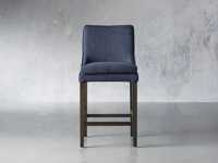 Lunden Upholstered Counter Stool