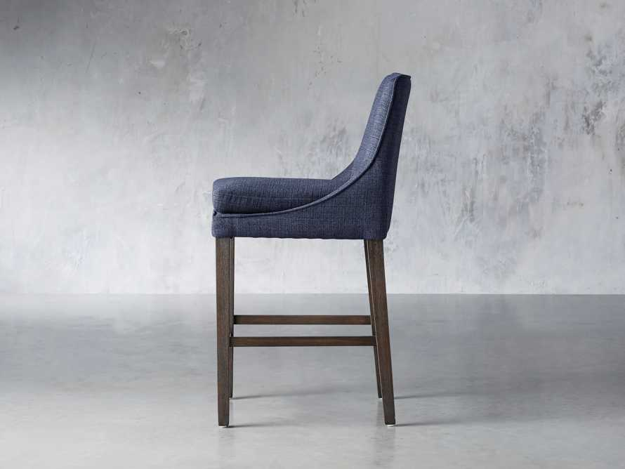 """Lunden Upholstered 19"""" Counter Stool"""