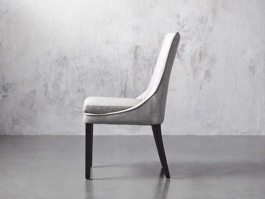 Cool Lunden Faux Leather Dining Chair Andrewgaddart Wooden Chair Designs For Living Room Andrewgaddartcom
