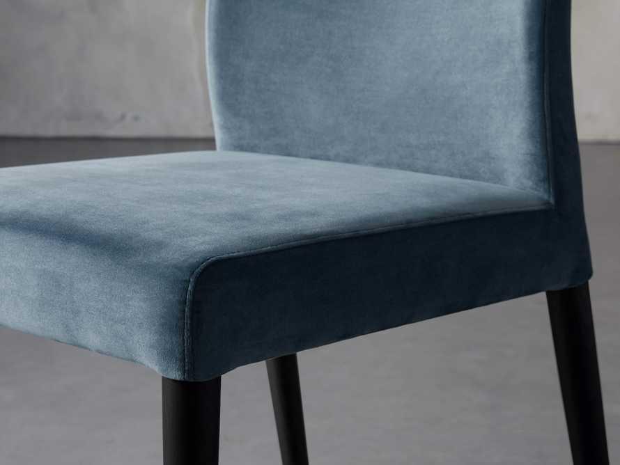 "Lyra 20"" Dining Chair in Indigo"