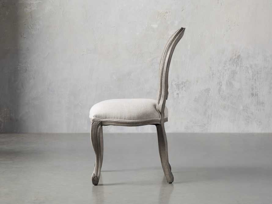 "Margot 23"" Cane Back Dining Side Chair in Vintage, slide 3 of 8"