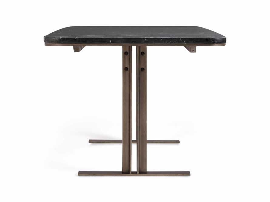 Massa Kitchen Table in Black
