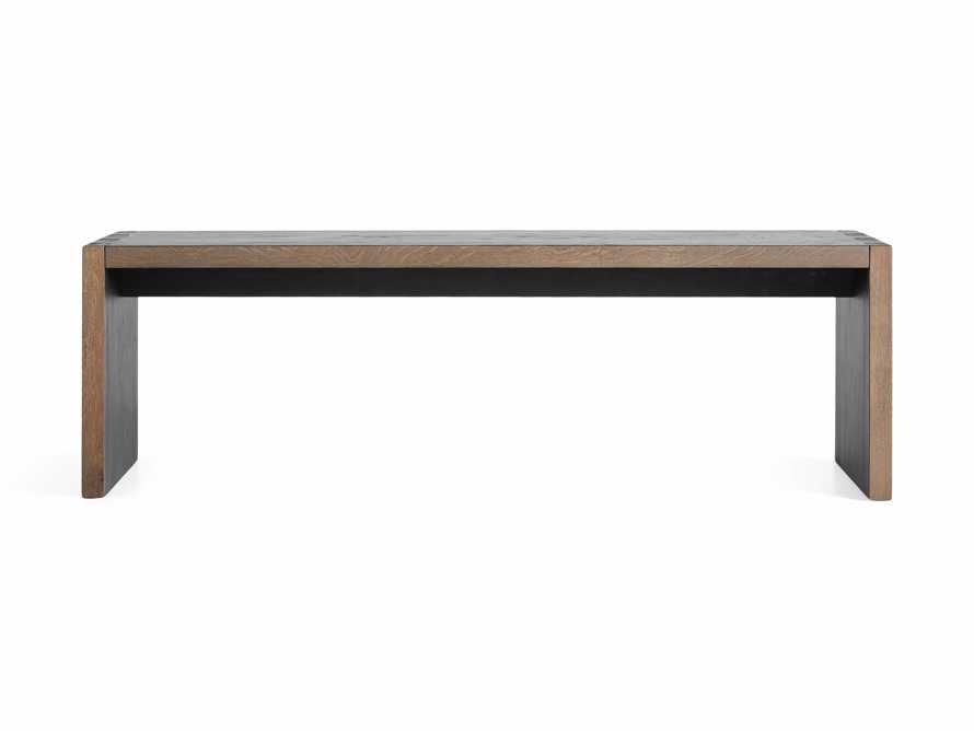 "Mihaela 56"" Dining Bench, slide 6 of 7"