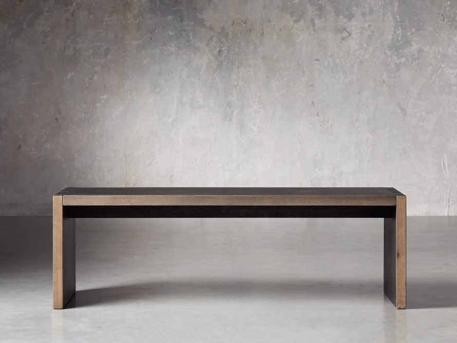 "Mihaela 56"" Dining Bench, slide 1 of 7"