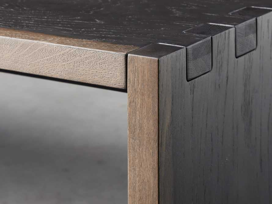 "Mihaela 56"" Dining Bench, slide 4 of 7"