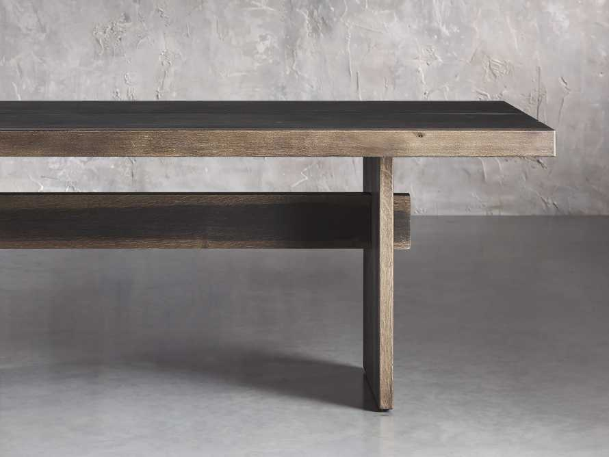 "Mihaela 76"" Dining Table, slide 1 of 7"