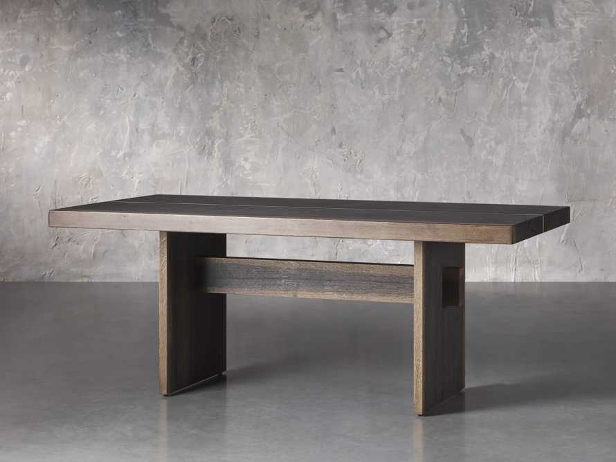 "Mihaela 76"" Dining Table, slide 3 of 7"