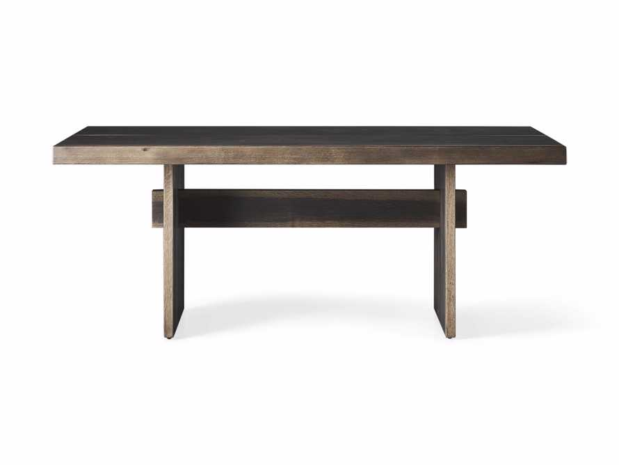 "Mihaela 76"" Dining Table, slide 7 of 7"
