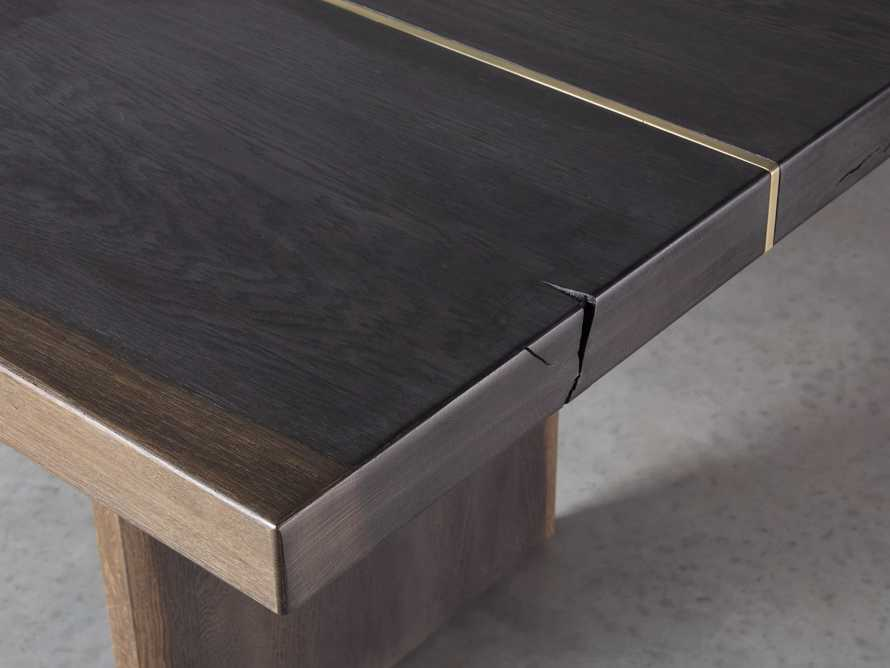 "Mihaela 76"" Dining Table, slide 5 of 7"