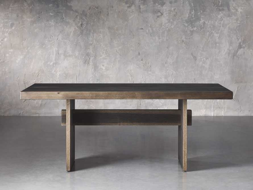 "Mihaela 76"" Dining Table, slide 2 of 7"