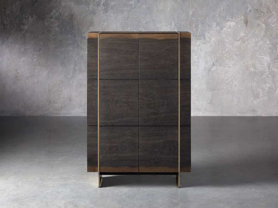 "Mihaela 37"" Bar Cabinet, slide 2 of 12"