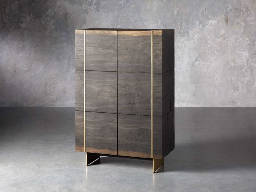 "Mihaela 37"" Bar Cabinet, slide 3 of 12"