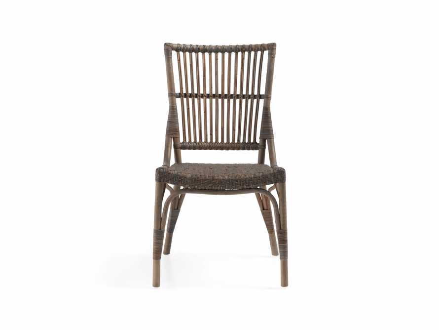 """Milo 21"""" Dining Side Chair in Taupe"""