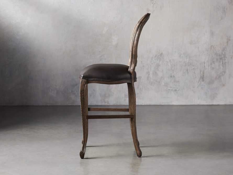 "Margot 21"" Cane Back Bar Stool"