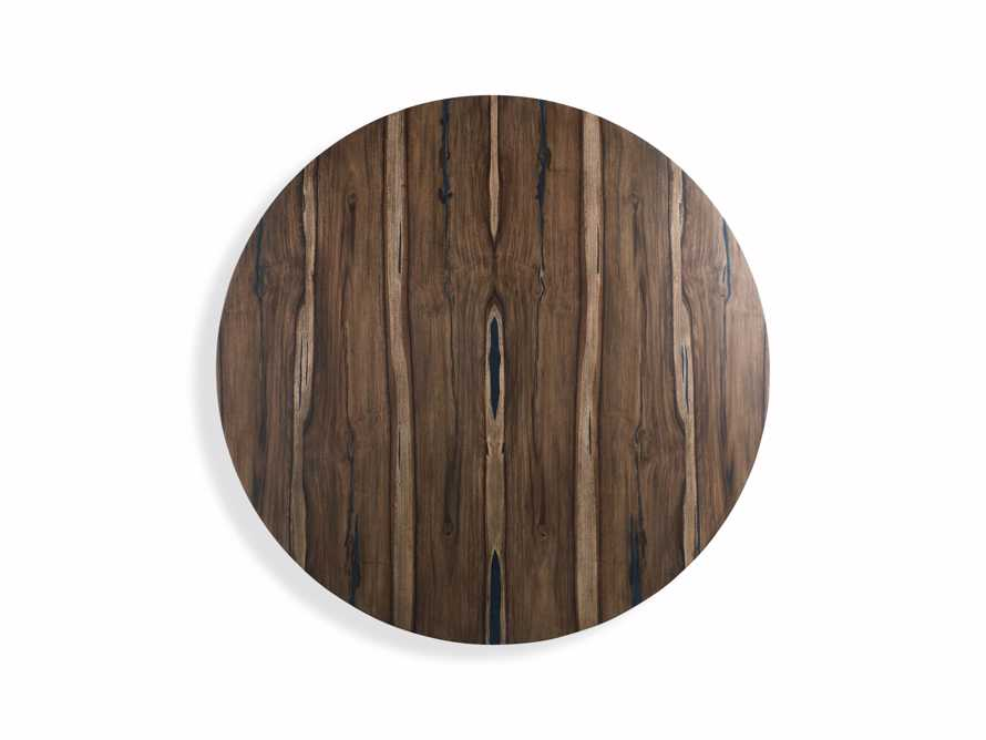 "Nika 70"" Round Dining Table, slide 4 of 6"