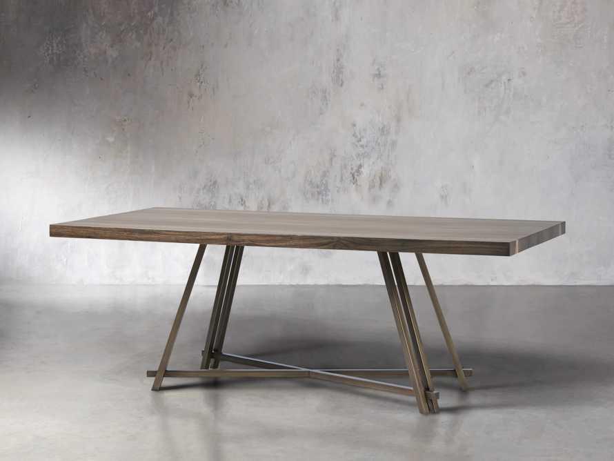 "Nika 72"" Dining Table, slide 4 of 8"