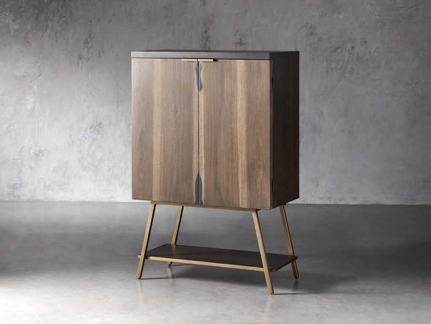 "Nika 36"" Bar Cabinet, slide 3 of 9"