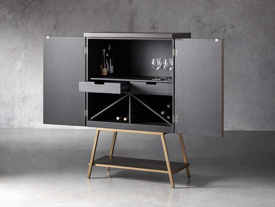 "Nika 36"" Bar Cabinet, slide 4 of 9"