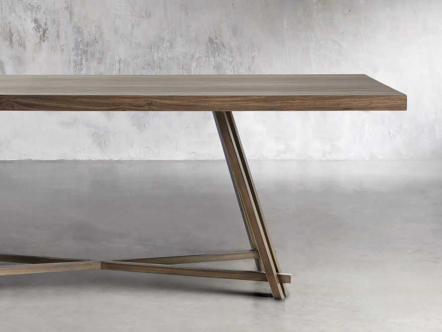 "Nika 94"" Dining Table, slide 2 of 8"