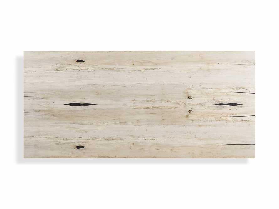 "Nika 72"" Spalted Oak Dining Table, slide 4 of 6"