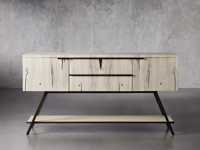 "Nika 68"" Spalted Oak Buffet"