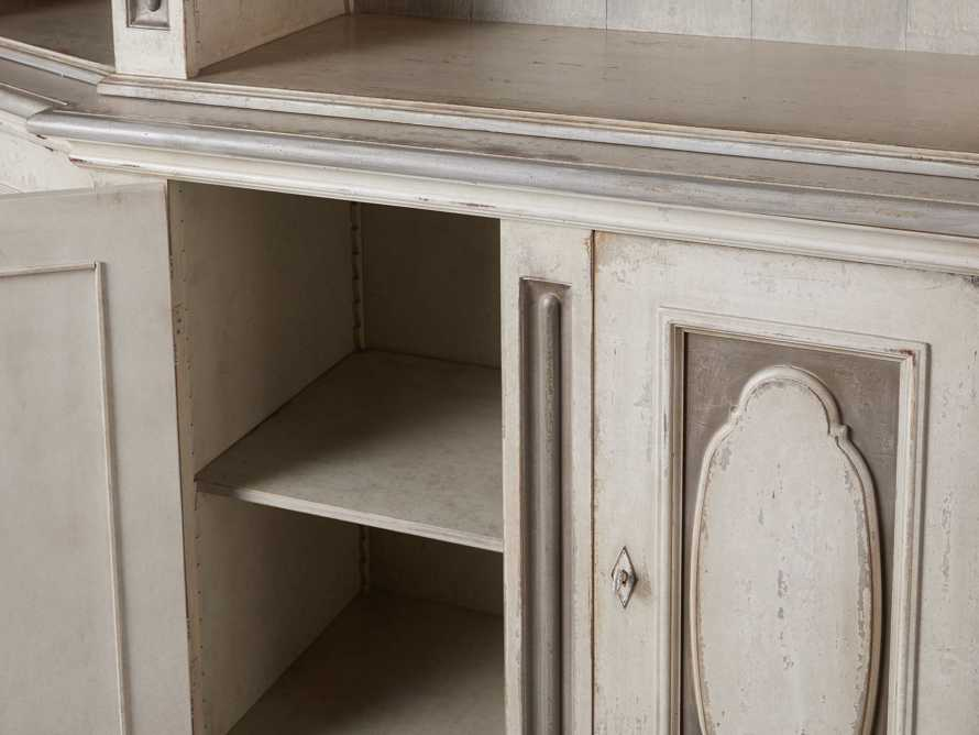 "Ostuni Bell'Arte 99"" Hutch & Credenza, slide 3 of 4"