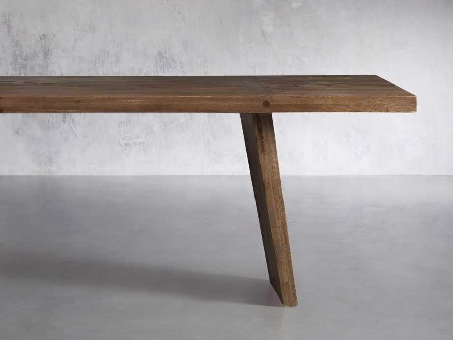 "Panta 72"" Dining Table, slide 2 of 9"