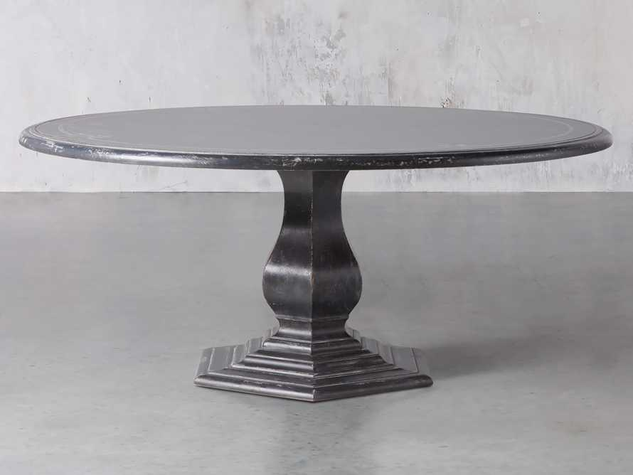 "Pavia 48"" Bell'Arte Round Dining Table, slide 2 of 4"