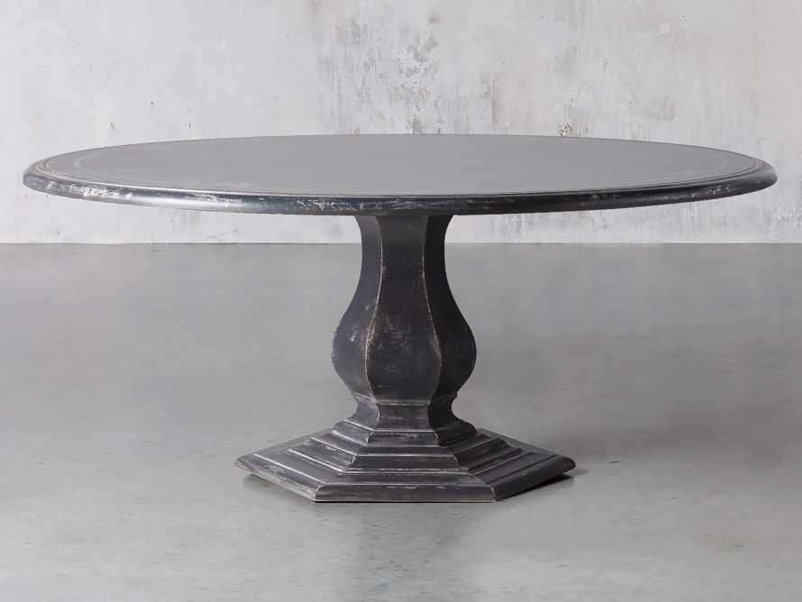 "Pavia 48"" Bell'Arte Round Dining Table, slide 1 of 4"