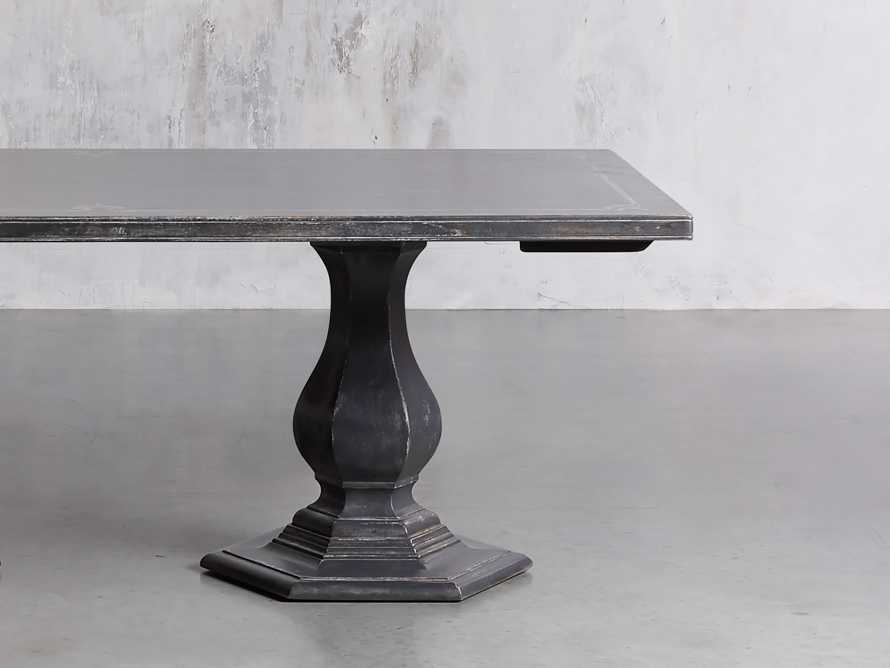 """Pavia 78"""" Bell'Arte Rectangle Extension Dining Table, slide 1 of 10"""