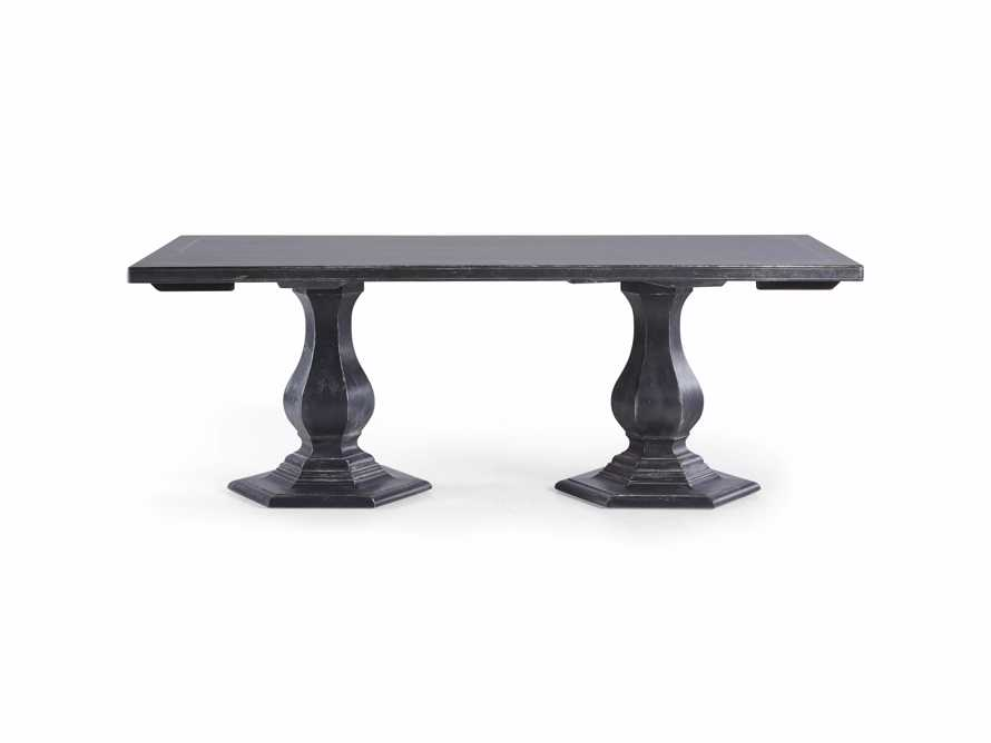 """Pavia 78"""" Bell'Arte Rectangle Extension Dining Table, slide 8 of 10"""