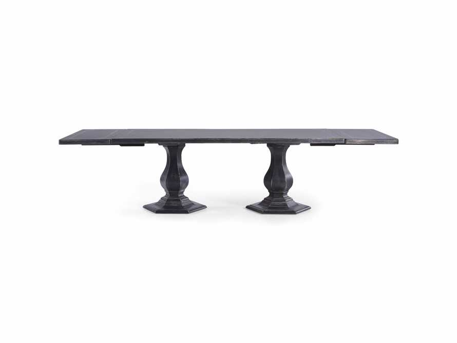 """Pavia 78"""" Bell'Arte Rectangle Extension Dining Table, slide 9 of 10"""