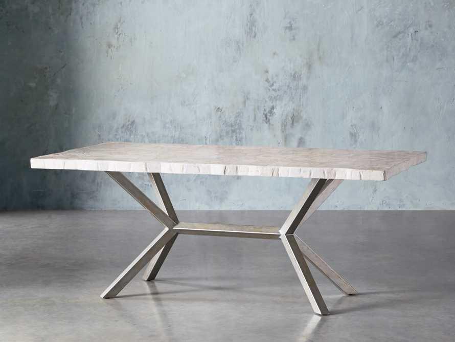 Petra Rectangle Dining Table Arhaus