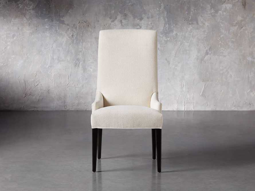 "Platinum 23"" Dining Side Chair, slide 2 of 8"