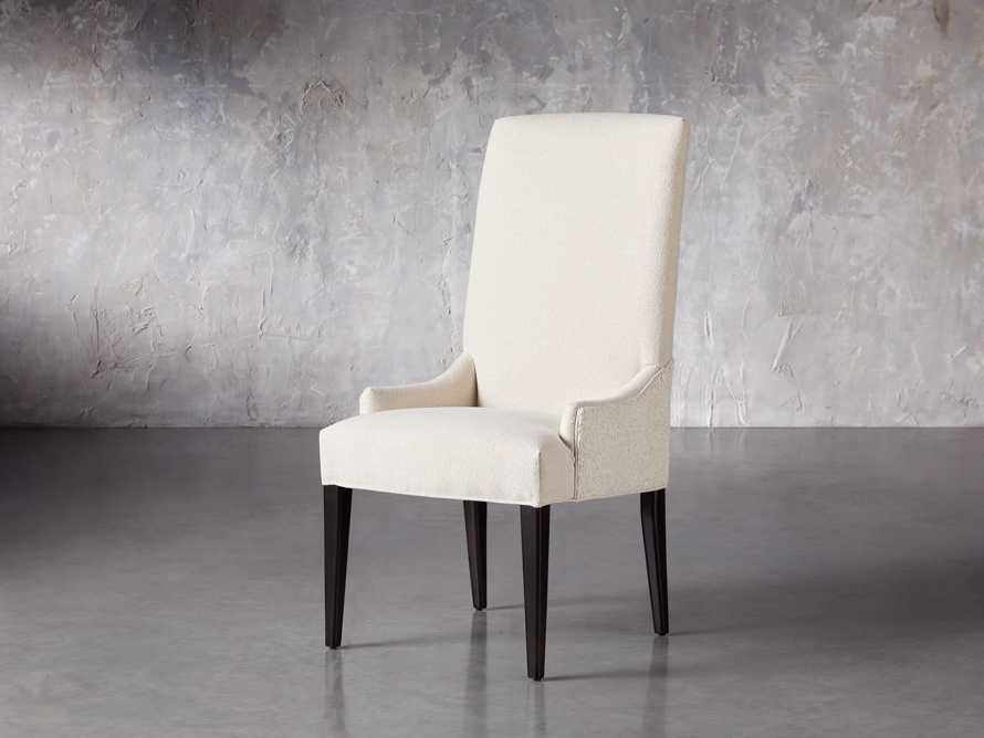 "Platinum 23"" Dining Side Chair, slide 3 of 8"