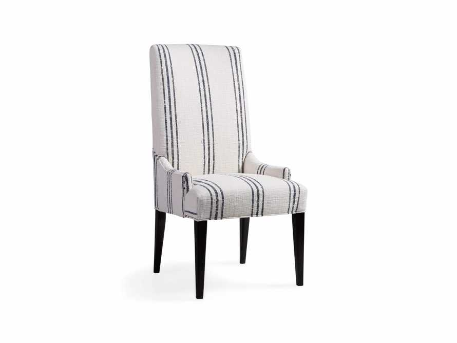 "Platinum Upholstered 23"" Dining Side Chair"
