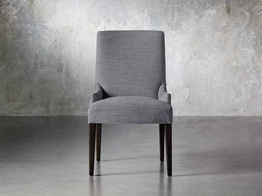 Rhen Upholstered Dining Side Chair, slide 2 of 9